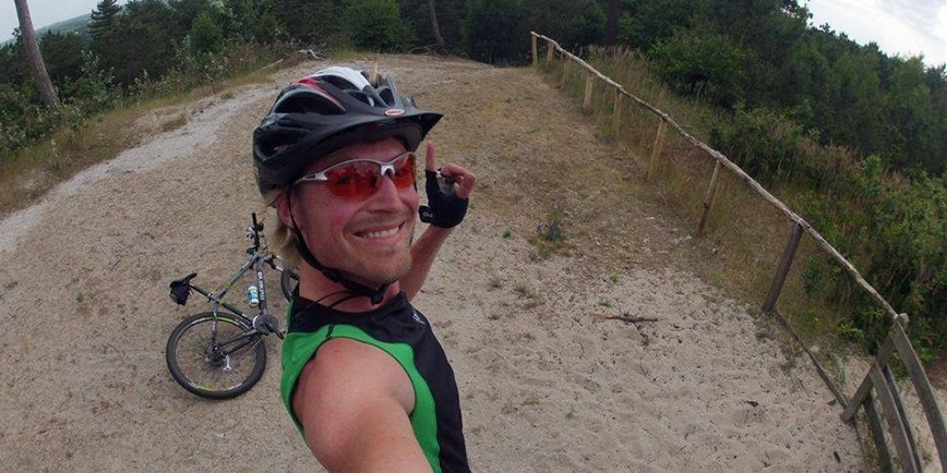 Marathons en extreme sports: Tjerk (33) leeft voor outdoorsport