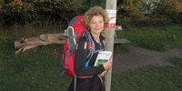 Interview: Lieske Meima liep het Pieterpad