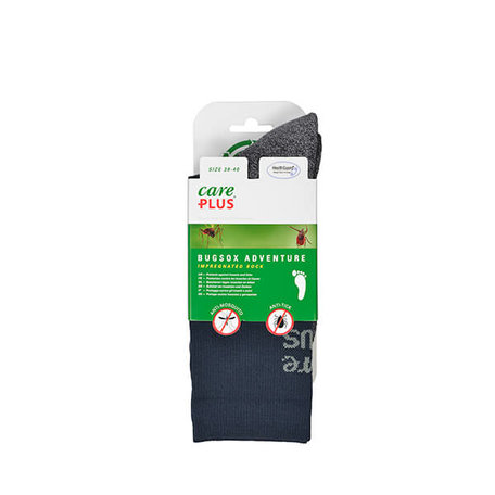 Care Plus Bugsox Adventure, Navy (div. maten)