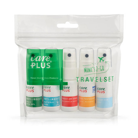 Care Plus Travelset Mini Spray - 15 ml
