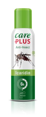 Care Plus Anti Insect Icaridin Aerosol - 100ml