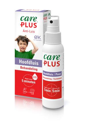 Care Plus Anti-Luis Behandeling Spray 60 ml