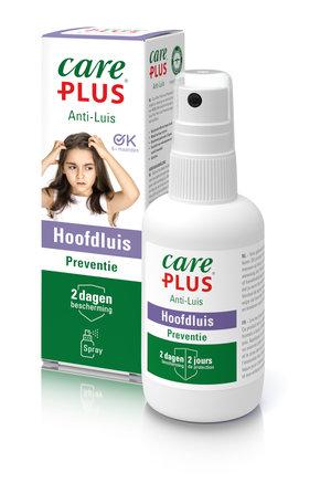 Care Plus Anti-Luis Preventie Spray 60 ml