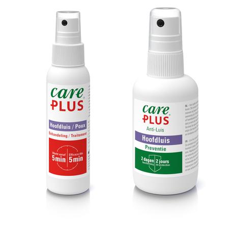 Care Plus 2 in 1 Anti-Luis Behandeling & Prevent spray - 60 ml