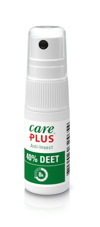 Care Plus Anti-Insect Deet 40% spray - 15 ml