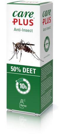 5X Care Plus Deet 50% spray 60 ml - Voordeelverpakking