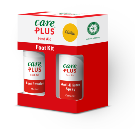 Care Plus First Aid Foot Kit