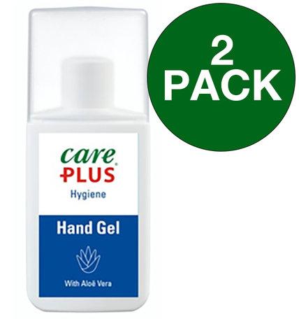 2x Care Plus reinigende handgel - Hygiëne gel - 75 ml
