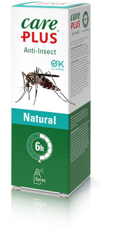 Care Plus Anti-Insect Natural spray 60 ml