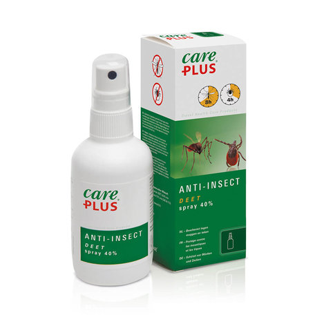 Anti-Insect Deet 40% spray - 100 ml