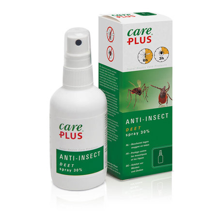 Care Plus Anti-Insect Deet 30% spray - 60ml