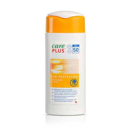Care Plus Zonnebrand tegen kwallen | Outdoor&Sea SPF50 100 ml