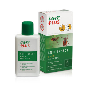 Care Plus Anti-Insect Deet 50% lotion - 50 ml