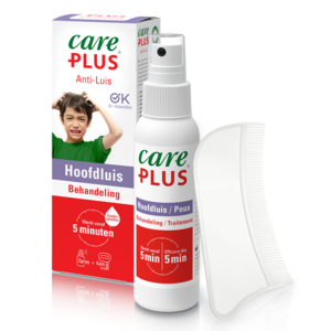 Care Plus Anti-Luis Behandeling Spray 100 ml