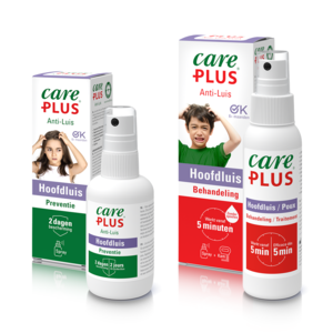 Care Plus® Combi-deal Anti-hoofdluis behandeling & Preventie spray