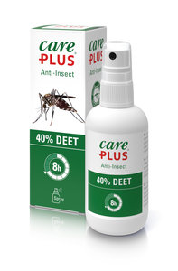 Care Plus Anti-Insect Deet 40% spray - 100 ml