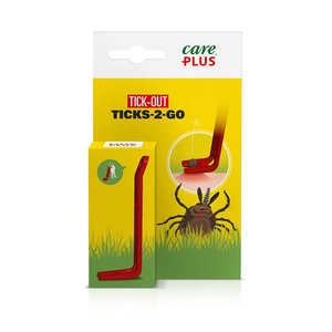 Care Plus Ticks-2-Go | Tekentang
