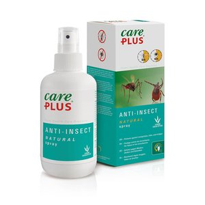 Care Plus Anti-Insect Natural Citriodiol® spray - 200 ml