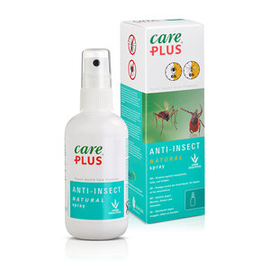 Care Plus Anti-Insect Natural Citriodiol® spray - 100 ml